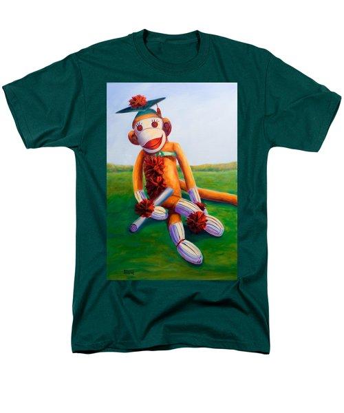 Graduate Made Of Sockies Men's T-Shirt  (Regular Fit)