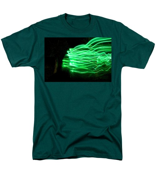 Her Spirit Lives In The Woods Men's T-Shirt  (Regular Fit) by Ellery Russell