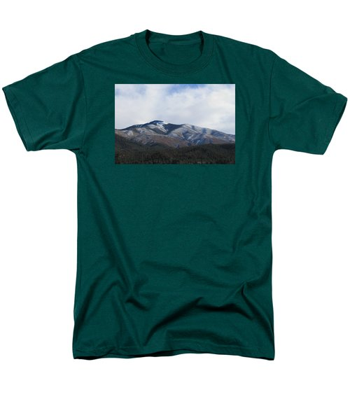 Hills Of Taos Men's T-Shirt  (Regular Fit) by Christopher Kirby