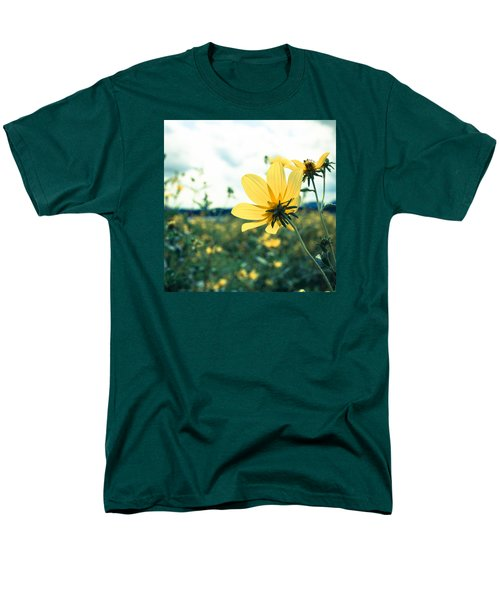 Men's T-Shirt  (Regular Fit) featuring the photograph I Am Feeling Pretty Good And That Is The Truth by Wade Brooks