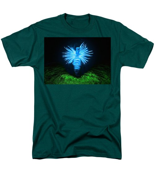 Men's T-Shirt  (Regular Fit) featuring the photograph I Sing The Body Electric by Mark Fuller
