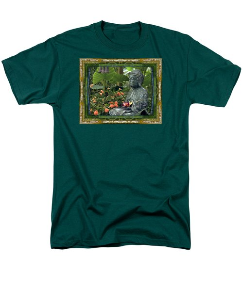 Men's T-Shirt  (Regular Fit) featuring the photograph In Repose by Bell And Todd