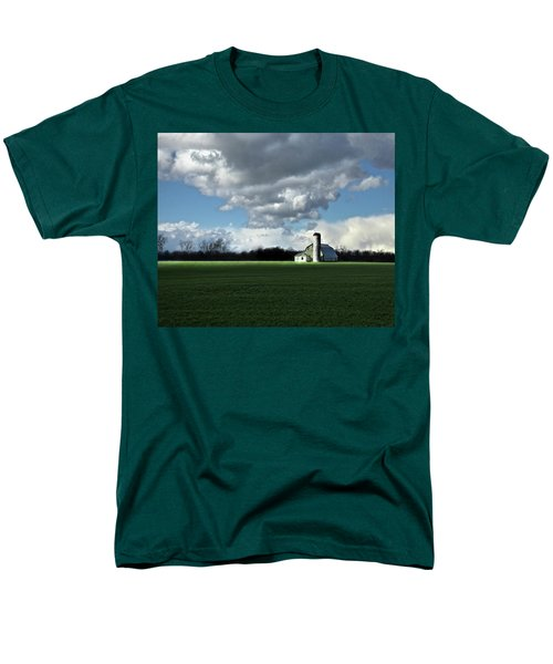 Men's T-Shirt  (Regular Fit) featuring the photograph Interlude by Robert Geary