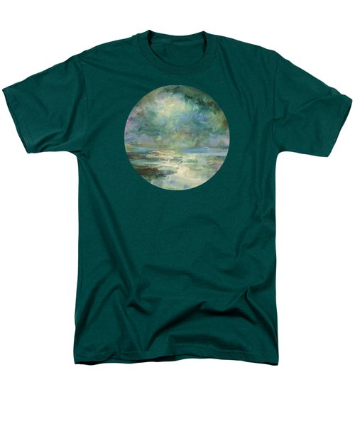 Into The Light Men's T-Shirt  (Regular Fit) by Mary Wolf