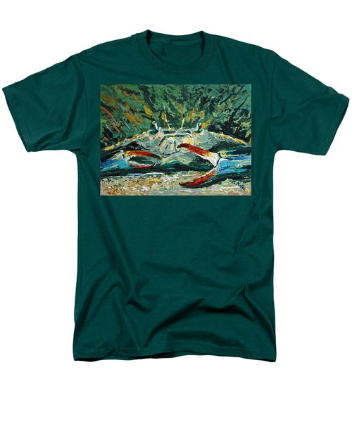 Men's T-Shirt  (Regular Fit) featuring the painting Jubilee Jewel by Suzanne McKee