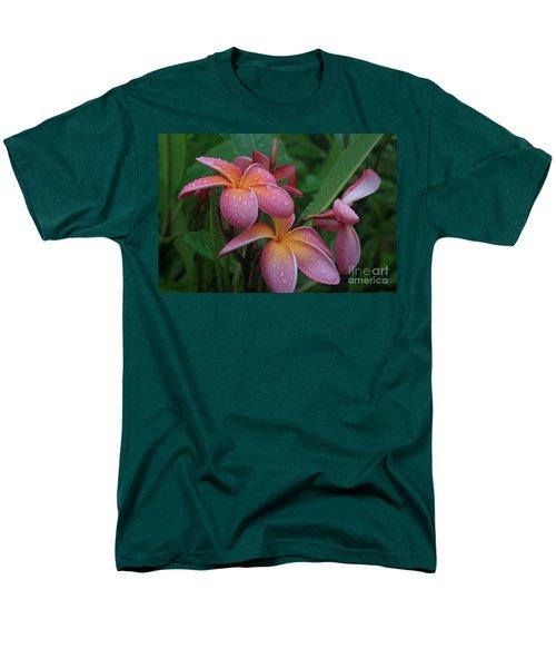 Kaikena Dreams Melia Aloha Keanae Men's T-Shirt  (Regular Fit) by Sharon Mau