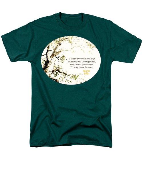 Keep Me In Your Heart Men's T-Shirt  (Regular Fit)