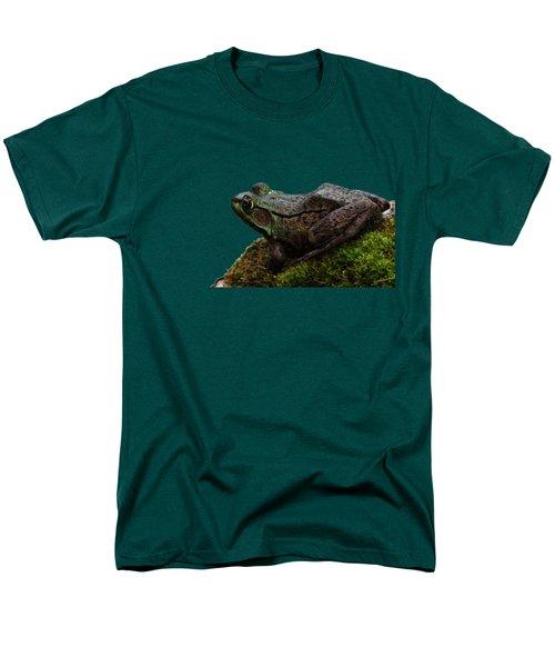 King Of The Rock Men's T-Shirt  (Regular Fit) by Debbie Oppermann