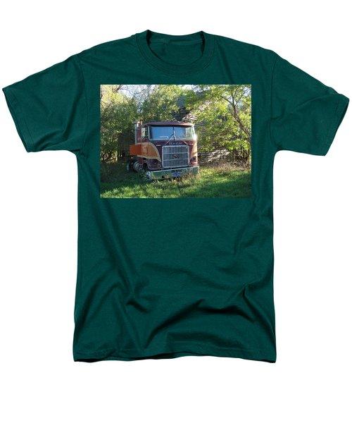 Last Ride Men's T-Shirt  (Regular Fit) by Bonfire Photography