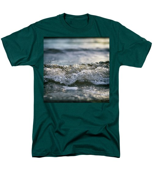Men's T-Shirt  (Regular Fit) featuring the photograph Let It Come To You by Laura Fasulo