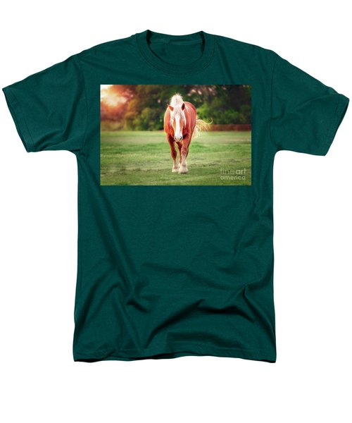 Let's Play Men's T-Shirt  (Regular Fit) by Tamyra Ayles