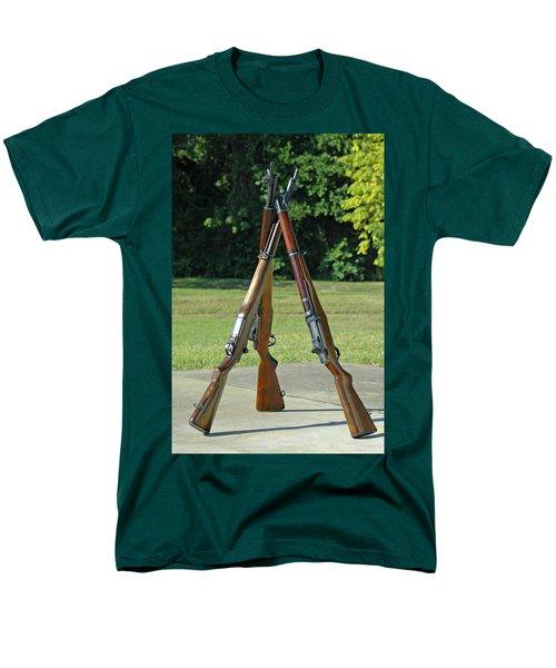 M1 Pyramid Men's T-Shirt  (Regular Fit) by Carolyn Marshall
