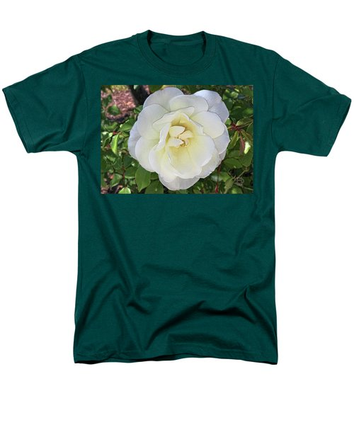 Moms Rose Men's T-Shirt  (Regular Fit) by Daniel Hebard