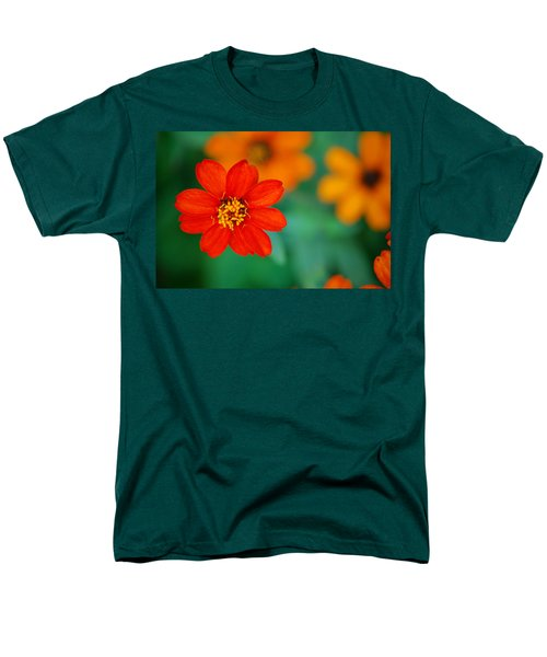 Men's T-Shirt  (Regular Fit) featuring the photograph Nature's Glow by Debbie Karnes