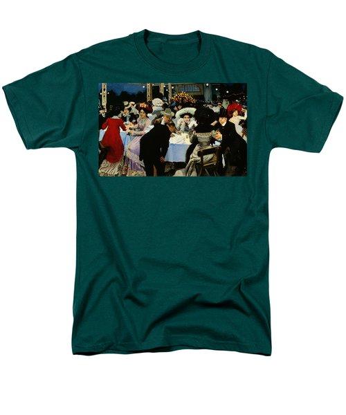 Night Restaurant Men's T-Shirt  (Regular Fit)