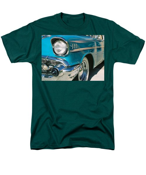 Men's T-Shirt  (Regular Fit) featuring the photograph Old Chevy by Steve Karol