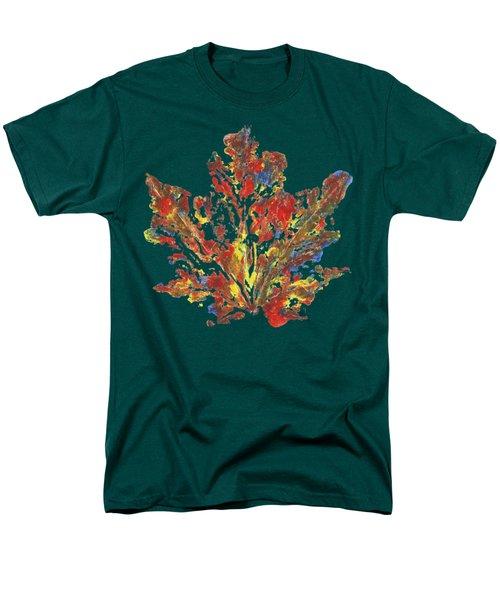 Painted Nature 1 Men's T-Shirt  (Regular Fit) by Sami Tiainen