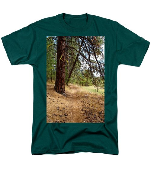 Men's T-Shirt  (Regular Fit) featuring the photograph Path To Enlightenment 2 by Ben Upham III