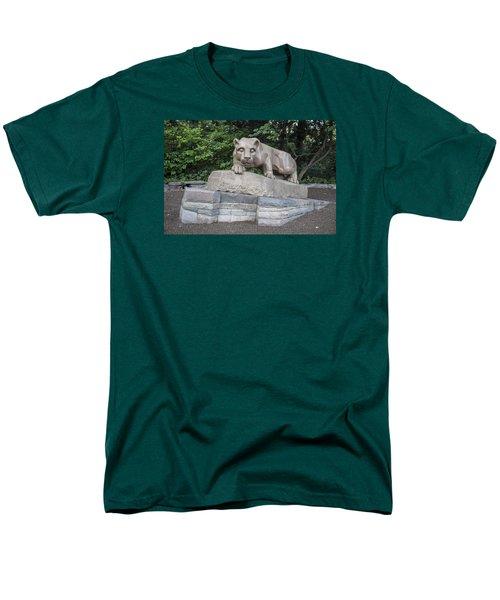 Penn Statue Statue  Men's T-Shirt  (Regular Fit) by John McGraw