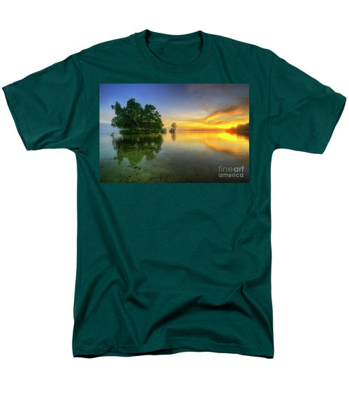 Men's T-Shirt  (Regular Fit) featuring the photograph Phoenix Nights 5.0 by Yhun Suarez