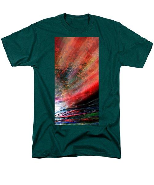 Pittura Digital Ghibill25e Men's T-Shirt  (Regular Fit) by Sheila Mcdonald