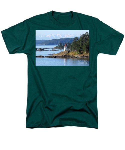 Prevost Island Lighthouse Men's T-Shirt  (Regular Fit)
