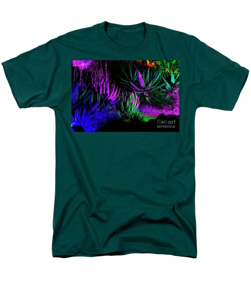 Psychedelia Men's T-Shirt  (Regular Fit) by Kathy McClure