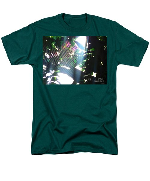 Men's T-Shirt  (Regular Fit) featuring the photograph Radiance by Megan Dirsa-DuBois