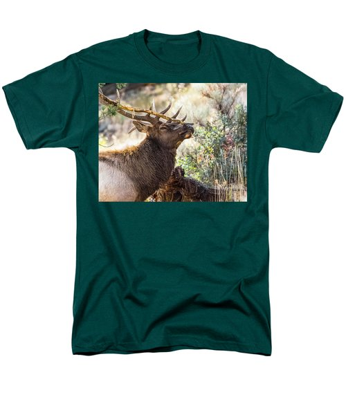 Ready For Rut Men's T-Shirt  (Regular Fit) by Yeates Photography