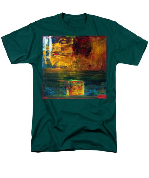 Reflections Of New York Men's T-Shirt  (Regular Fit)