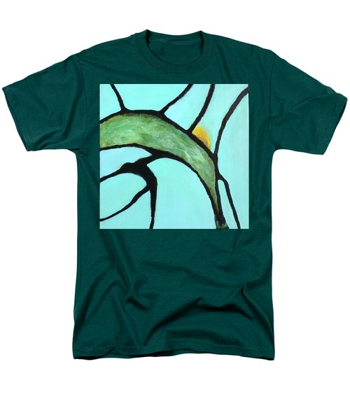 Men's T-Shirt  (Regular Fit) featuring the painting Ripening II by Mary Sullivan