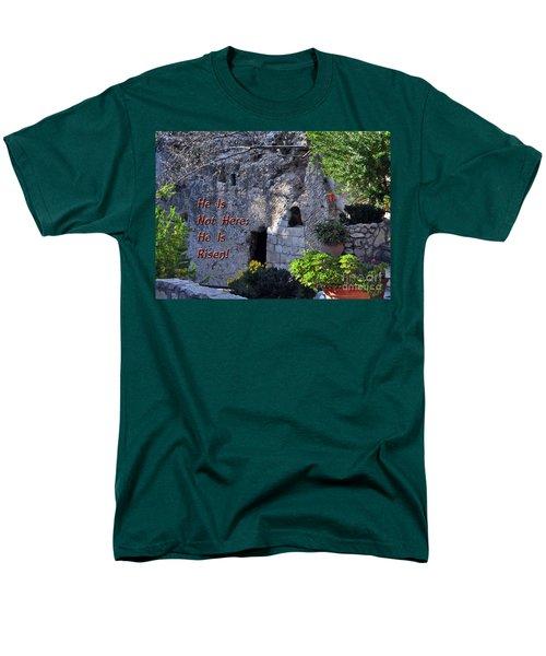 Risen Men's T-Shirt  (Regular Fit) by Lydia Holly