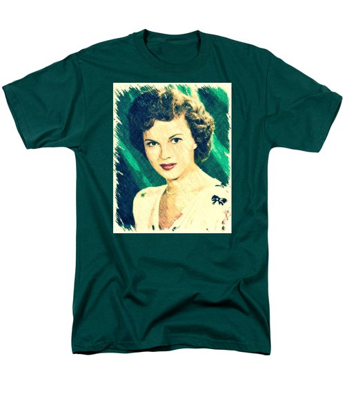 Shirley Temple By John Springfield Men's T-Shirt  (Regular Fit) by John Springfield