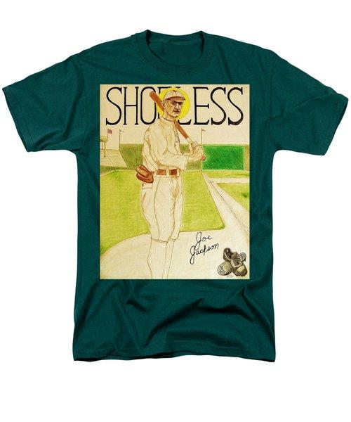 Shoeless Joe Jackson Men's T-Shirt  (Regular Fit)
