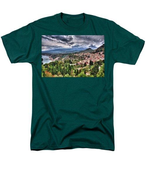Sicilian Coast Men's T-Shirt  (Regular Fit)