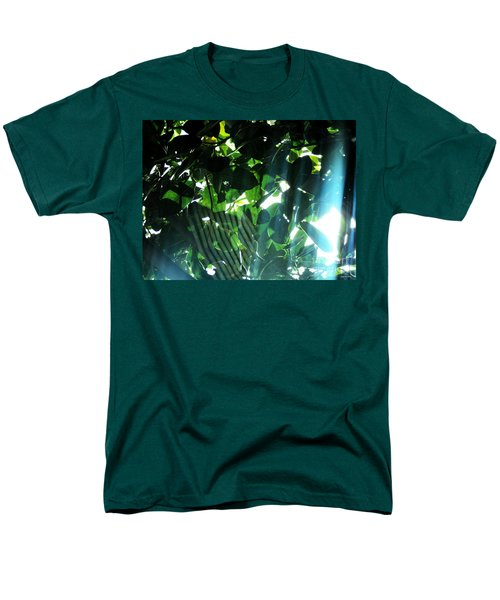 Men's T-Shirt  (Regular Fit) featuring the photograph Spider Phenomena by Megan Dirsa-DuBois