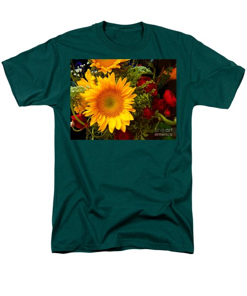 Men's T-Shirt  (Regular Fit) featuring the photograph Straight No Chaser by RC DeWinter