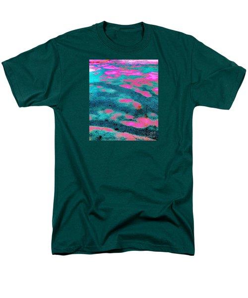Street Art Men's T-Shirt  (Regular Fit) by Expressionistart studio Priscilla Batzell