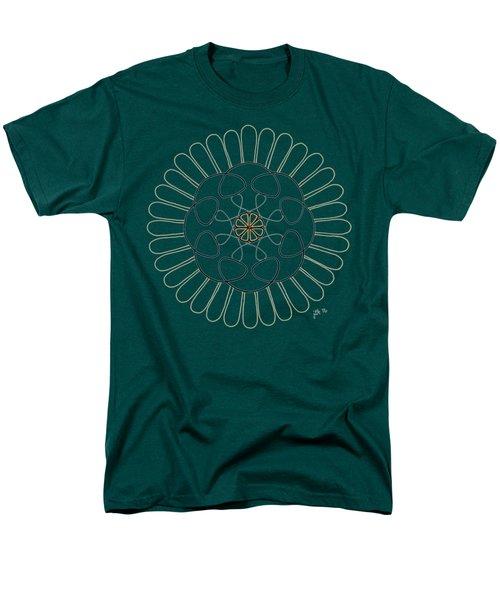 Sunny - Dark T-shirt Men's T-Shirt  (Regular Fit) by Lori Kingston