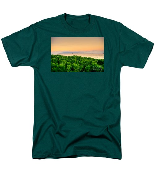 Men's T-Shirt  (Regular Fit) featuring the photograph Sunrise On Maui by Kelly Wade