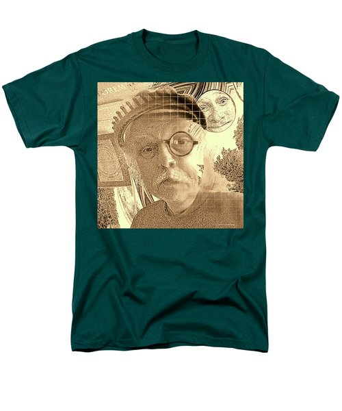 Superego, Ego, And Id Men's T-Shirt  (Regular Fit) by Tobeimean Peter