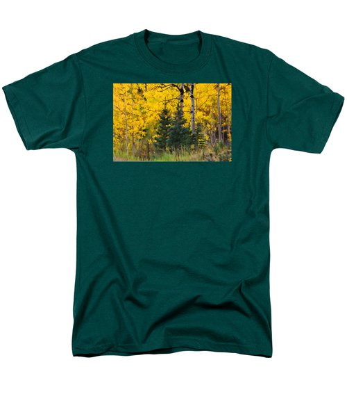 Surrounded By Gold Men's T-Shirt  (Regular Fit) by Diane Alexander