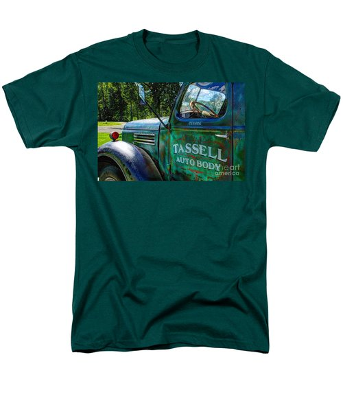 Tassell Men's T-Shirt  (Regular Fit) by Randy Pollard
