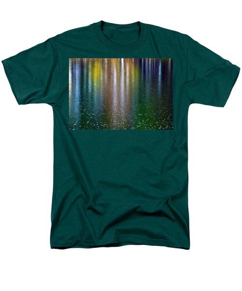 Men's T-Shirt  (Regular Fit) featuring the photograph Tears On A Rainbow by John Haldane