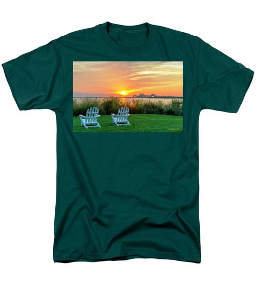 The Chesapeake Men's T-Shirt  (Regular Fit) by Brian Wallace