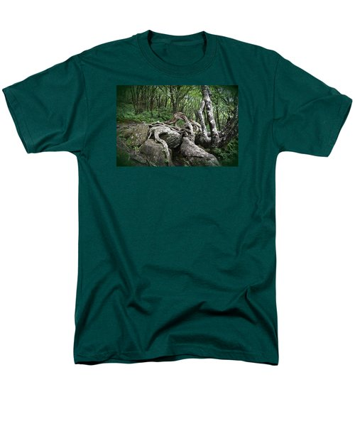The Root Men's T-Shirt  (Regular Fit) by Gary Smith