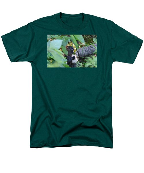 Timberrrrr Men's T-Shirt  (Regular Fit) by Sandra Updyke
