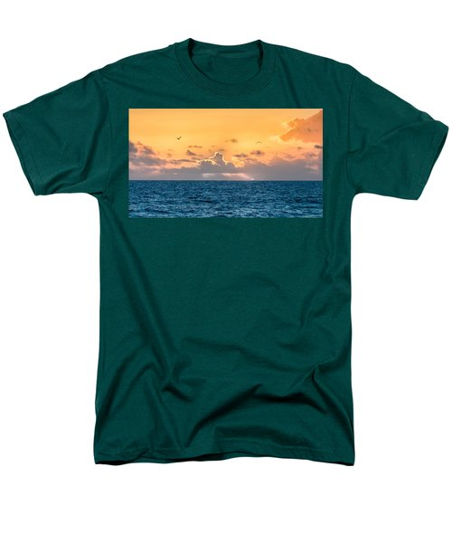 Treasure Coast Imaginations Men's T-Shirt  (Regular Fit) by Craig Szymanski