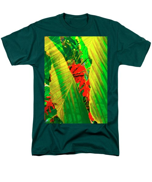 Tropical Fusion Men's T-Shirt  (Regular Fit) by Stephen Anderson