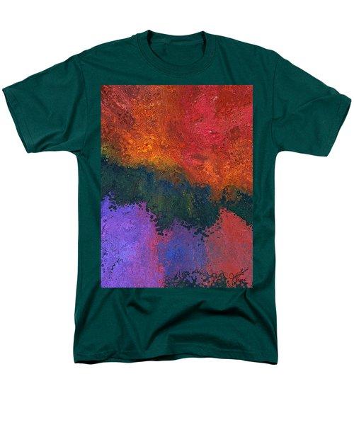 Verge 2 Men's T-Shirt  (Regular Fit)